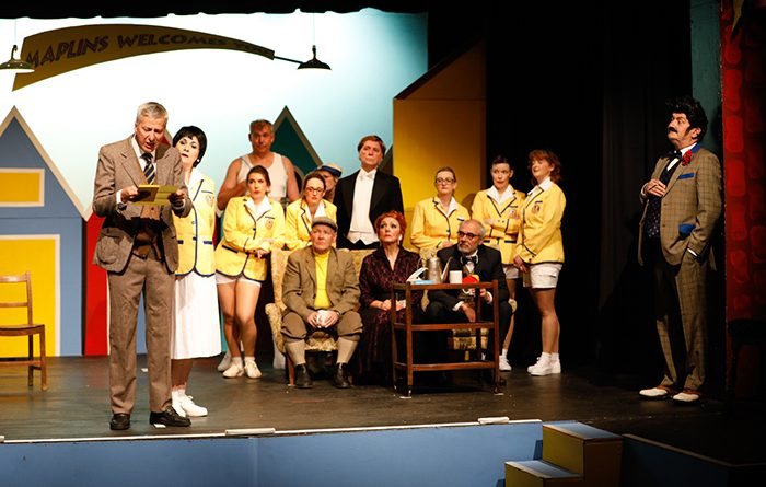 Hi-De-Hi Show Photos