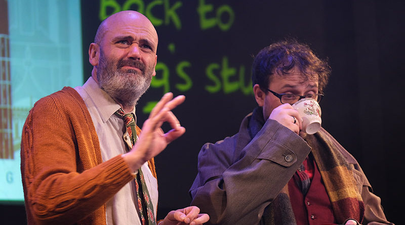 Dirk Gently Opens TONIGHT! Hear more about it here…